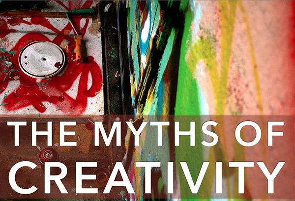 myths of creativity