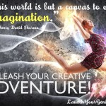 unleash your creative adventure