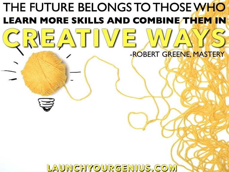 creative ways